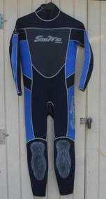 Used - SeaMax  4 Way Stretch Ti Jumpsuit - 3mm - Medium