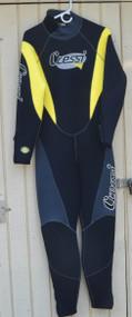 Used - Cressi Sub  Jumpsuit - 5mm - Large