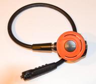 Used - Tusa Imprex Second Stage - Rebuilt/O2 Clean - Orange