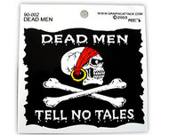 Dead Men Sticker