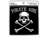 Pirate Girl Sticker