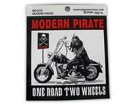 Modern Day Pirate Sticker