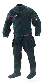 """Dive Rite 905EXP Front Zip - """"A"""" Extra Small"""