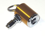 Tire Inflator - Gold Color