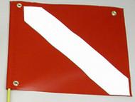 Dive Flag 24'' x 26''