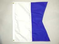Alpha Flag 14'' X 16''