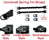 XS Scuba Universal Spring Strap - 8''
