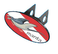 Manta Hitch Cover