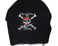 Surrender the Booty Knit Beanie