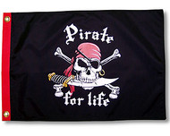 Pirates For Life 3' X 5'