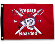 Prepare to be Boarded Beach Towel