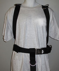 Hogarthian Harness with Crotch Strap