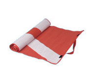 Dive Flag Beach mat