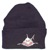 Wide Mouth Shark Knit Cap
