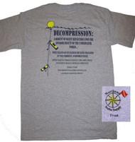 NESS Decompression Shirt - Medium