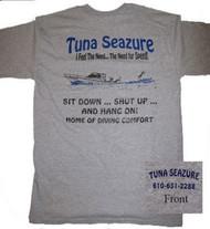 Tuna Seazure Shirt - XXXL