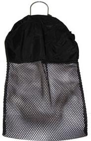 Super Hoop Bag  - Black