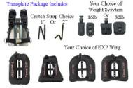 Transplate EXP Package Aluminum Plate - Medium