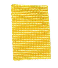 "2"" Stiff Webbing - Yellow"