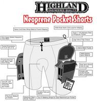 Pocket Shorts - Large