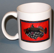 Triggerfish Cup