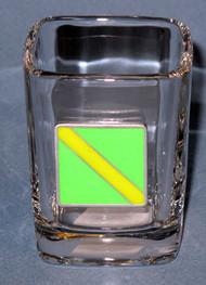 Nitrox Dive Flag Shot Glass