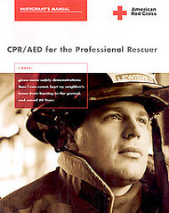 American Red Cross - CPR/AED for the Professional Rescuer Book