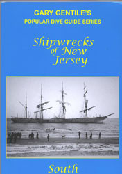 Shipwrecks of New Jersey - South