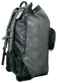XS Scuba Mesh Backpack on Wheels