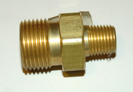 "O2 to 1/4"" NPT Male"