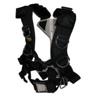 Oxycheq Adjustable Harness - Black
