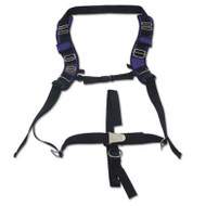 Oxycheq Adjustable Harness - Purple