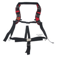 Oxycheq Adjustable Harness - Red