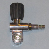 Blue Steel H- Valve - Left Hand Side