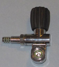 Blue Steel H- Valve - Right Hand Side