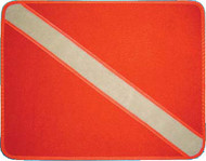 Dive Flag Doormat