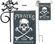 Pirates for Hire Banner
