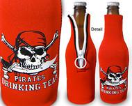 Pirates Drinking Team Bottle Koozies