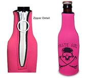 Pirate Girl Bottle Koozies