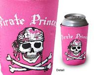 Pirate Princess Can Cooler