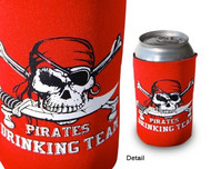 Pirates Drinking Team Can Cooler