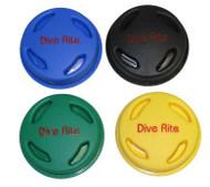Replacement Covers Dive Rite Reg - Black