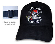 Pirate for Life Hat