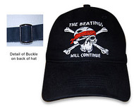The Beatings Will Continue Hat