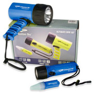 Princeton Tec Ultimate Dive Light Set - Blue