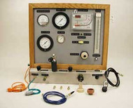 Deluxe Flow Bench- Oil Manometer