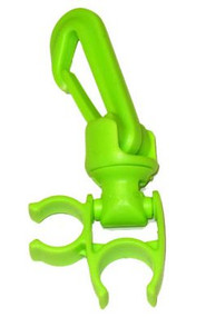 Y- Type Hose Holders - Green