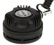 Sitech Rotating Inflation Valve - Low Profile Button - BC Nipple