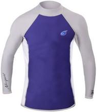 Henderson XSPAN Men's Long Sleeve Shirt Navy - Medium