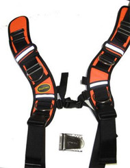 Oxycheq Adjustable Harness - Orange